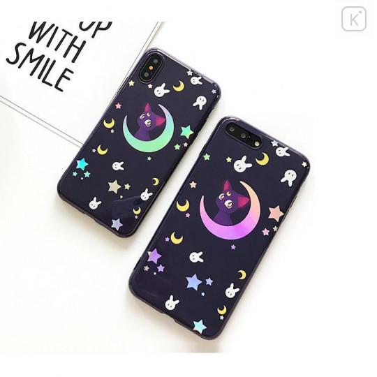 Sailor Moon Cat Luna Holographic Phone Case - iPhone 6 Plus & iPhone 6s Plus - 1