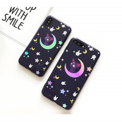 Sailor Moon Cat Luna Holographic Phone Case - iPhone 6 Plus & iPhone 6s Plus