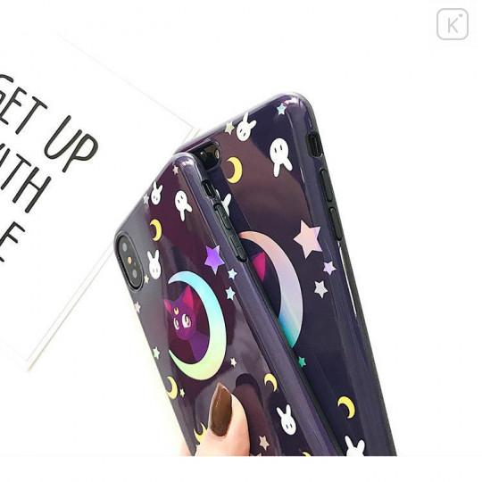 Sailor Moon Cat Luna Holographic Phone Case - iPhone 6 Plus & iPhone 6s Plus - 2