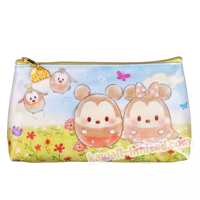 An Disney Ufufy Stationary Pen Case Makeup Cosmetic Bag Pouch 1