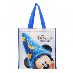 Japan Disney Mickey Shopping Tote Bag Fantasia D23 Expo Japan 2018