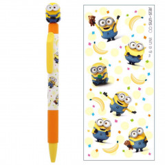Japan Despicable Me Pen - Minions with mascot Bob