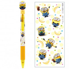 Japan Despicable Me Mechanical Pencil - Minions with mascot Bob