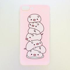 Cute Piggy Phone Case - iPhone 7 Plus & iPhone 8 Plus
