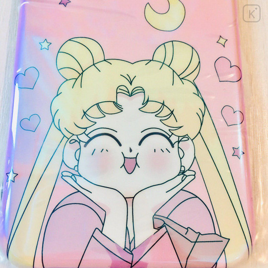 Sailor Moon Happy Pink Holographic Phone Case - iPhone 7 & iPhone 8 - 2