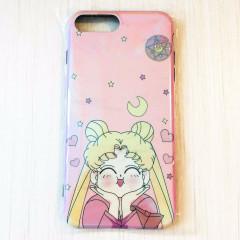 Sailor Moon Happy Pink Holographic Phone Case - iPhone 7 Plus & iPhone 8 Plus