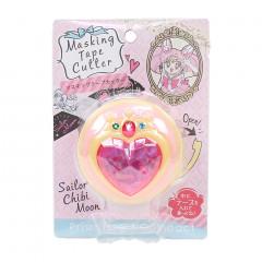 Japan Sailor Chibi Moon Masking Tape Cutter - Prism Heart Compact