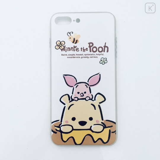 Honey Winnie the Pooh & Piglet Phone Case - iPhone 7 Plus & iPhone 8 Plus - 1