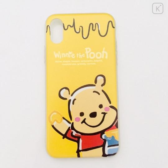 Honey Winnie the Pooh Yellow Phone Case - iPhone 7 Plus & iPhone 8 Plus - 1