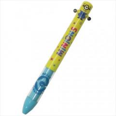 Japan Despicable Me Two Color Mimi Pen - Minions Mel