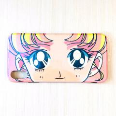 Sailor Moon Face Eye Holographic Phone Case - iPhone 7 Plus & iPhone 8 Plus
