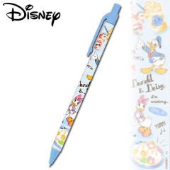 Japan Disney Mechanical Pencil - Donald Duck & Daisy Duck Yummy