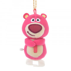 Japan Disney Key Chain Stuffed Toy - Toy Story Lotso