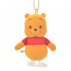 Japan Disney Key Chain Stuffed Toy - Winnie The Pooh