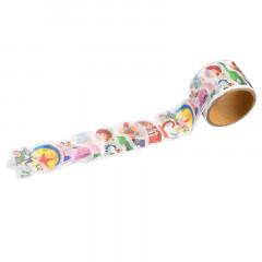 Japan Disney Seal Sticker Roll - Toy Story Friends
