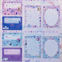 Sailor Moon Crystal Letter Envelope Paper Set