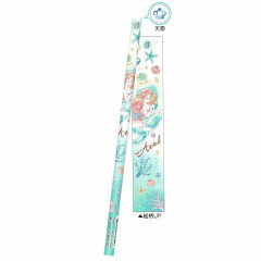 Japan Disney B Pencil - Little Mermaid Ariel in Shell