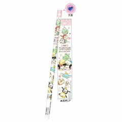Japan Disney HB Pencil - Tsum Tsum Friends Stick Together