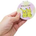 Japan Pokemon Pocket Makeup Zoom Mirror - Pikachu - 3