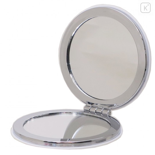 Japan Pokemon Pocket Makeup Zoom Mirror - Pikachu - 4