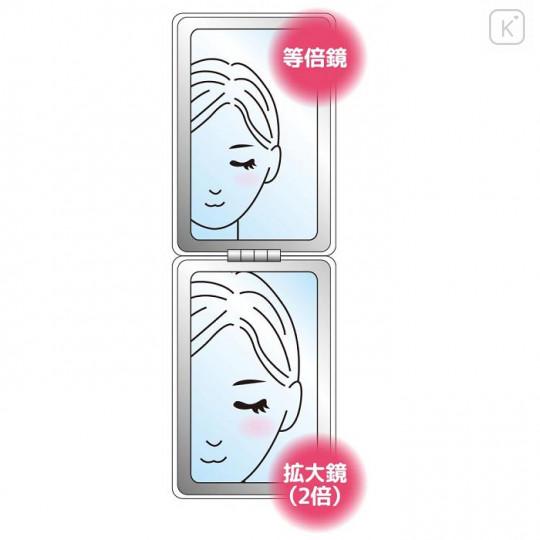 Japan Pokemon Pocket Makeup Zoom Mirror - Pikachu - 5