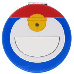 Japan Doraemon Pocket Makeup Zoom Mirror - Doraemon
