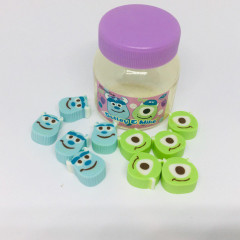 Disney Mini Erasers - Sully & Mike