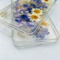 Pressed Flower Chrysanthemum Elegant Purple Phone Case - iPhone 7 & iPhone 8 - 2