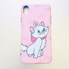 Pink Marie Cat Phone Case - iPhone X & iPhone Xs