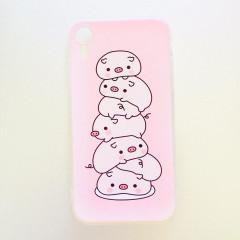 Cute Piggy Phone Case - iPhone XR