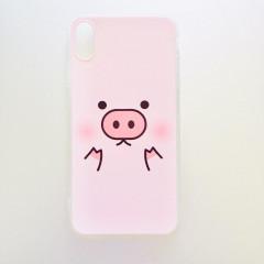 Cute Piggy Face Phone Case - iPhone XR