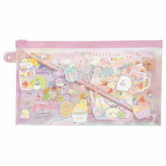 Japan San-X Stationery Set - Sumikko Gurashi / Sweets