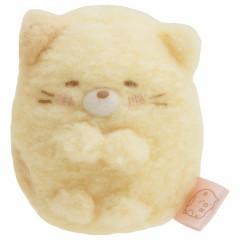 Japan San-X Sumikko Gurashi Mini Plush (SS) - Neko Cat / Easy Honyagurumi