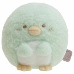 Japan San-X Sumikko Gurashi Mini Plush (S) - Penguin? / Sitting Honyagurumi