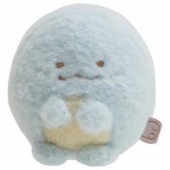 Japan San-X Sumikko Gurashi Mini Plush (S) - Tokage Lizard / Sitting Honyagurumi