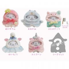 Japan San-X Mini Plush (SS) 6pcs Set - Sumikko Gurashi / Fairy Tale
