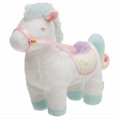 Japan San-X Sumikko Gurashi Mini Plush (S) - White Horse / Fairy Tale