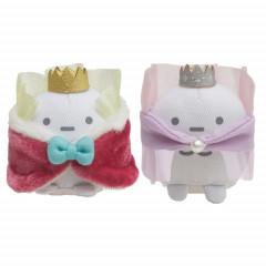 Japan San-X Mini Plush (SS) 2pcs Set - Sumikko Gurashi / Fairy Tale