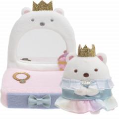Japan San-X Scene Plush Toy - Sumikko Gurashi / Fairy Tale Dresser