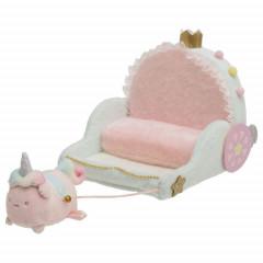 Japan San-X Scene Plush Toy - Sumikko Gurashi / Fairy Tale Carriage