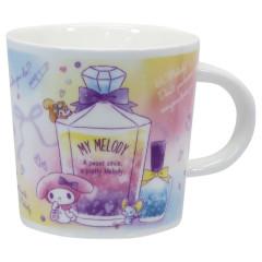 Japan Sanrio Porcelain Mug - My Melody / Cosmetics