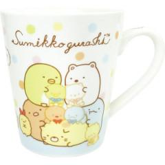Japan San-X Ceramic Slim Mug - Sumikkogurashi / Toy