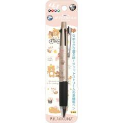Japan San-X Jetstream 4+1 Multi Pen & Mechanical Pencil - Rilakkuma / Marche