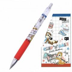 Japan Disney Mechanical Pencil - Chip & Dale Classic Music