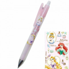 Japan Disney Mechanical Pencil - Pilot Opt. Princess Little Mermaid Ariel Rapunzel Cinderella