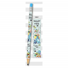 Japan Disney Mechanical Pencil - Monster University Tea Time