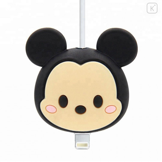 Tsum Tsum Mickey Mouse Phone Charger Cable Protector - 2