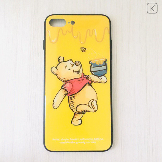 Winnie the Pooh & Honey Yellow Glasses Phone Case - iPhone 7 & iPhone 8 - 1