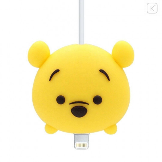 Tsum Tsum Pooh Phone Charger Cable Protector - 2