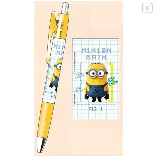 Japan Minions Pilot Opt Mechanical Pencil - Dave - 2